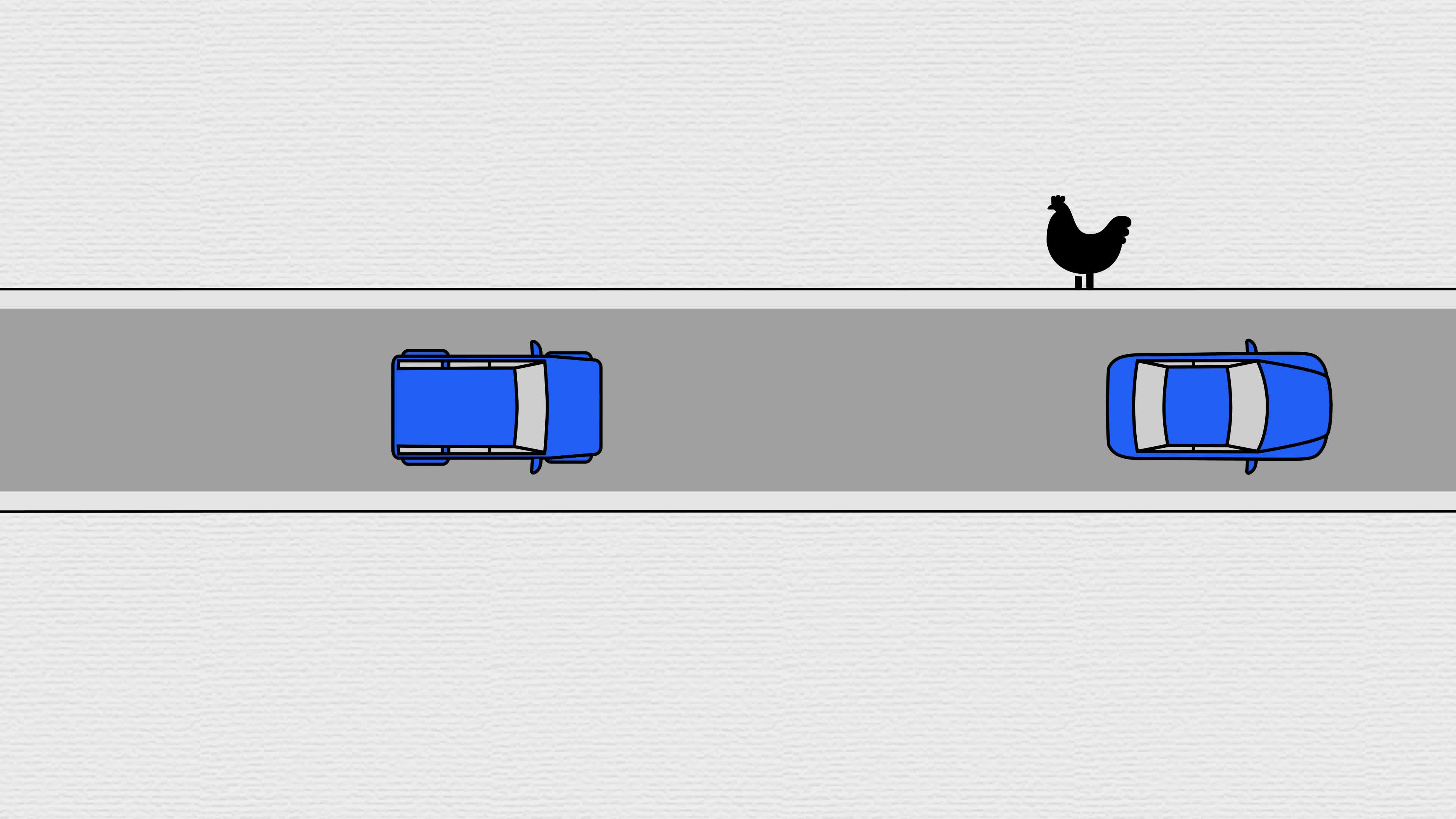 cgpgrey, education, hello internet, Why did the chicken cross the road? GIFs