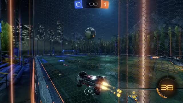 Watch Goal 2: IJ. GIF by Gif Your Game (@gifyourgame) on Gfycat. Discover more Gif Your Game, GifYourGame, Goal, IJ., Rocket League, RocketLeague GIFs on Gfycat