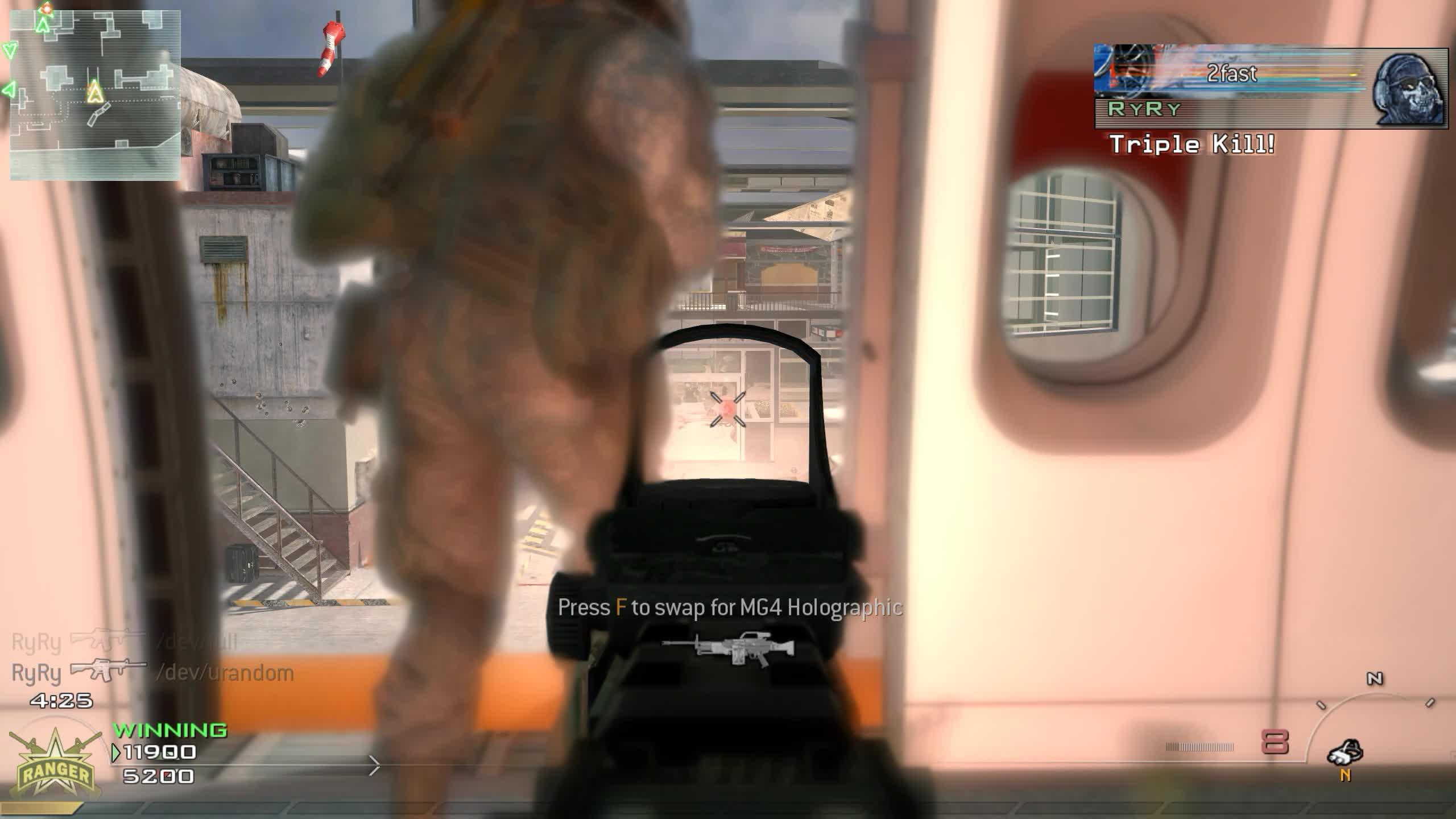 MW2 Nuke GIFs