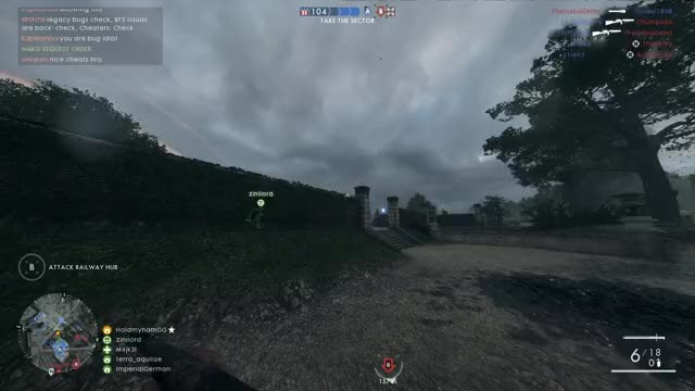 Watch and share Battlefield 1 GIFs and Cheater GIFs on Gfycat