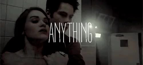 Watch this trending GIF on Gfycat. Discover more OTP, my gifset, stiles and lydia, stydia, teen wolf, tw GIFs on Gfycat