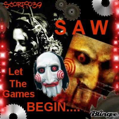 Watch and share At The Movies 33 - Saw: Let The Games Begin... GIFs on Gfycat