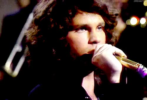 Watch and share Jim Morrison GIFs and The Doors GIFs on Gfycat