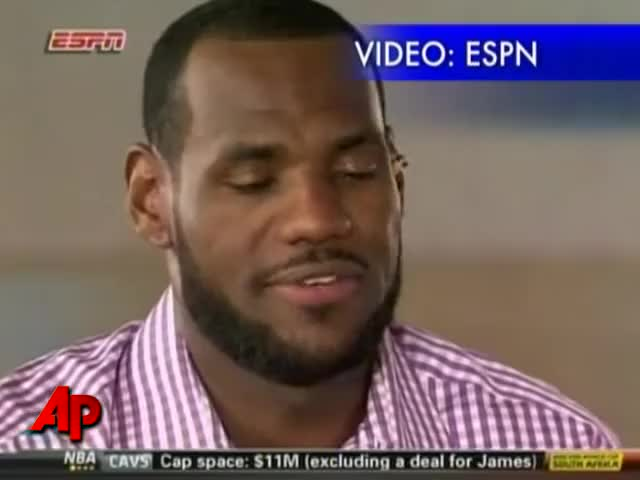Watch and share Associated Press GIFs and Lebron James GIFs on Gfycat