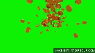 Watch and share Gold-coins GIFs on Gfycat