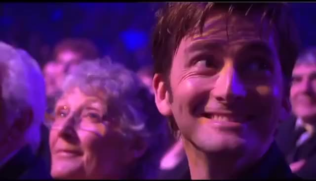 Watch this trending GIF on Gfycat. Discover more NTAs, david, smiling, tennant GIFs on Gfycat