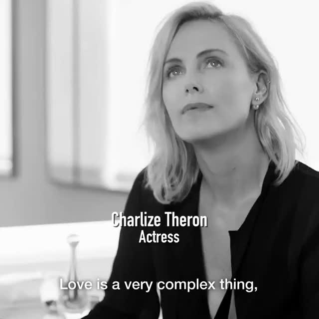 Watch DIOR LOVE CHAIN - Charlize Theron GIF on Gfycat. Discover more related GIFs on Gfycat