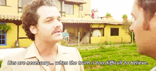 Watch and share Pablo Escobar GIFs on Gfycat