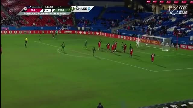 Watch and share Dallas Goal Portland V Dallas 31oct2018 GIFs by C.I. DeMann on Gfycat