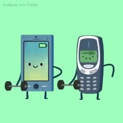 Watch nokia 3310 GIF by Maged Magdy (@magedmagdy) on Gfycat. Discover more related GIFs on Gfycat