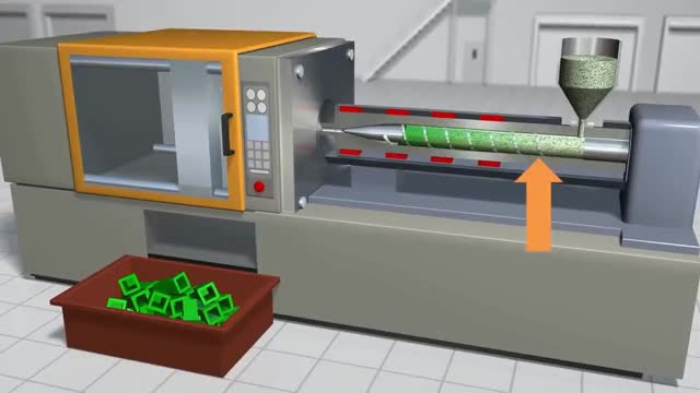 Watch Plastic processing Overview GIF on Gfycat. Discover more related GIFs on Gfycat