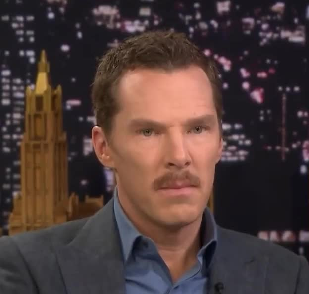 Watch and share Cumberbatch GIFs and Impression GIFs by Reactions on Gfycat