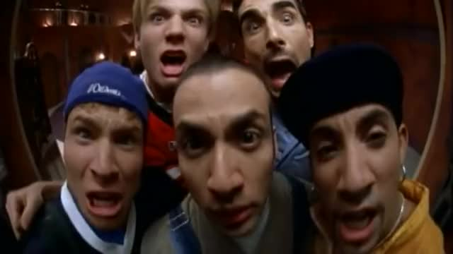 Watch and share Backstreet Boys - Everybody (Backstreet's Back) (Official Music Video) 480 GIFs on Gfycat