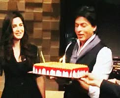 Watch Originally  ana56[QUOTE=--Thush--]HAPPY BIRTHDAY KING KHAN MY FIRST EVER CRUSH <3 GIF on Gfycat. Discover more related GIFs on Gfycat