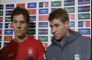 Watch and share Gerrard Interview GIFs on Gfycat