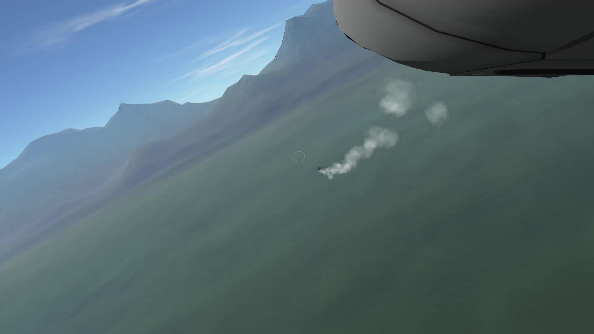 BDArmoury, KSP, Kerbal Space Program, KSP F-86 Gun Cam GIFs