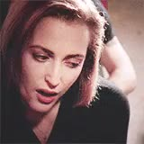 Watch gay fbi agent GIF on Gfycat. Discover more dana scully, gillian anderson, i told myself i should watch this show, legit tho, like lookign at her aruosed face and finding out that she was getting a tattoo, my post, never again, the x files GIFs on Gfycat