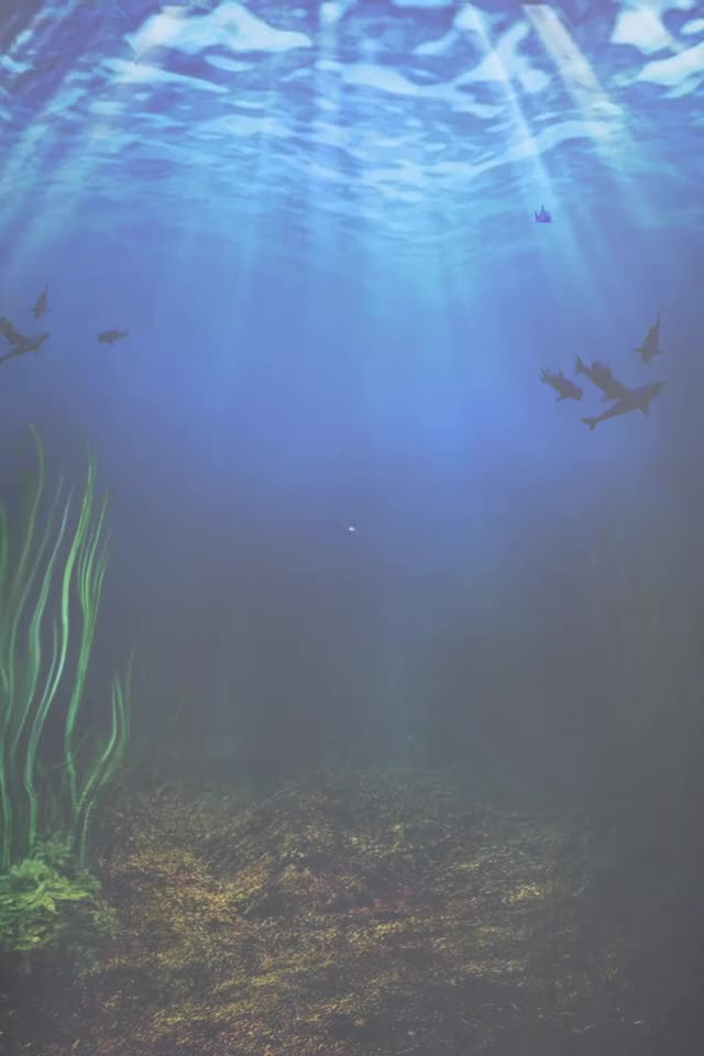 Watch this shark GIF by Photo Mirages (@insanewayne) on Gfycat. Discover more animation, blue, bubbles, manta ray, mirage, mist, ocean, shark, sharks, under water GIFs on Gfycat