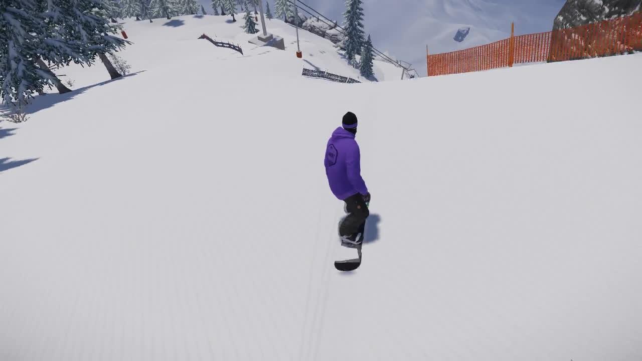 SnowTheGame, gaming, snow, Close Call Cork Back 360 Indy Nosebone GIFs
