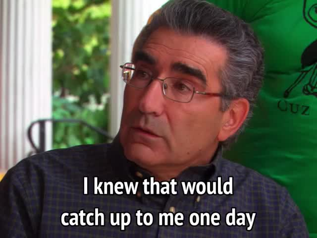 Watch and share American Pie GIFs and Eugene Levy GIFs by MikeyMo on Gfycat