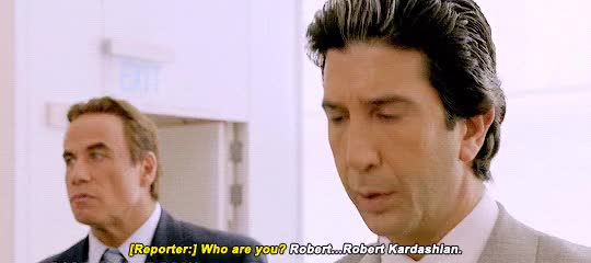 Watch Kim Kardashian GIF on Gfycat. Discover more david schwimmer GIFs on Gfycat