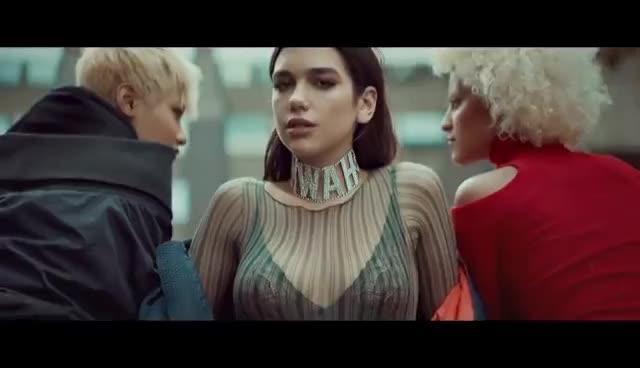 Dua Lipa - Blow Your Mind (Mwah) (Official Video) GIFs