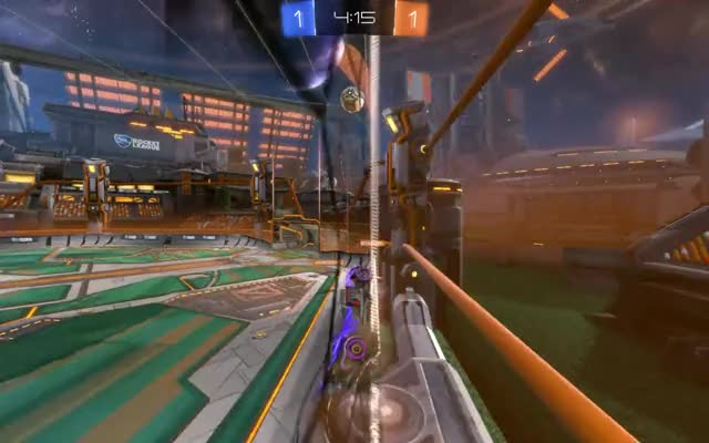 Watch and share Andomals - Off The Wall Upside Down Aerial Backboard Goal ! GIFs on Gfycat