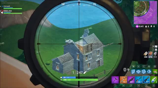 Watch Fortnite 200m Rocket Snipe GIF on Gfycat. Discover more related GIFs on Gfycat
