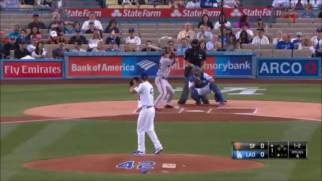 Watch and share Kershaw Highlights GIFs and Clayton Kershaw GIFs by strawberryshortcake on Gfycat
