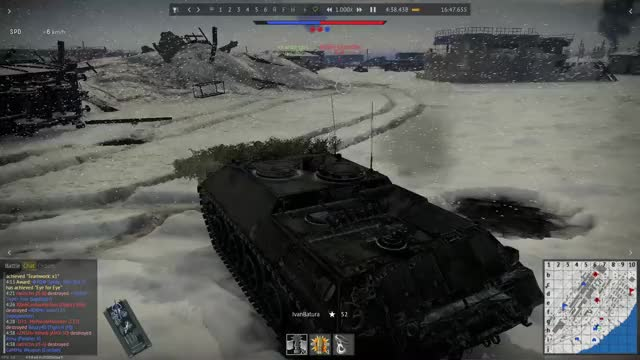 Watch and share War Thunder GIFs and Tank GIFs by ivanbatura on Gfycat