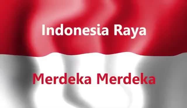 Watch Indonesia Raya with Intro and Text GIF on Gfycat. Discover more related GIFs on Gfycat