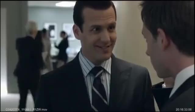 Watch and share Suits GIFs on Gfycat