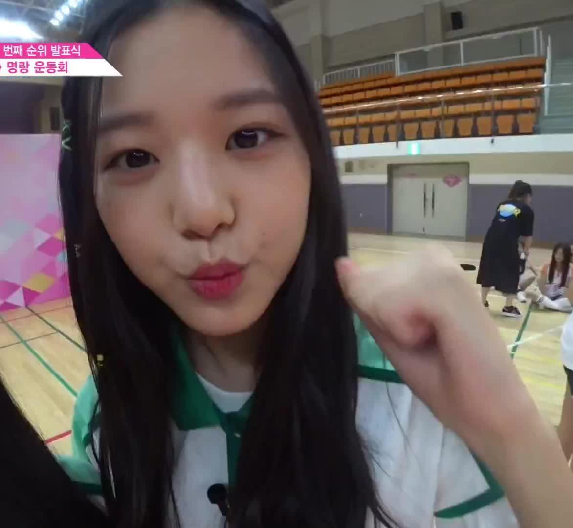 48TV - Jang Wonyoung GIFs