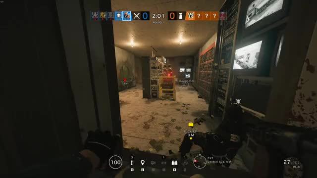 Watch and share Rainbow6 GIFs and Siege GIFs by EggyDuck on Gfycat