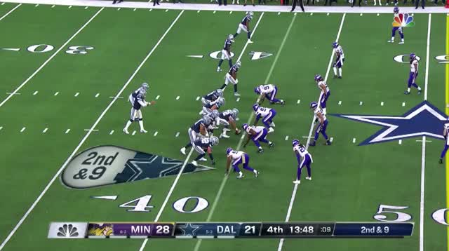 Watch and share Minnesota Vikings GIFs and Dallas Cowboys GIFs by rileymcatee on Gfycat