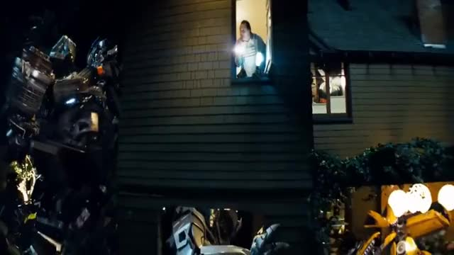 Watch Transformers-Autobots at Sam's house. GIF on Gfycat. Discover more related GIFs on Gfycat