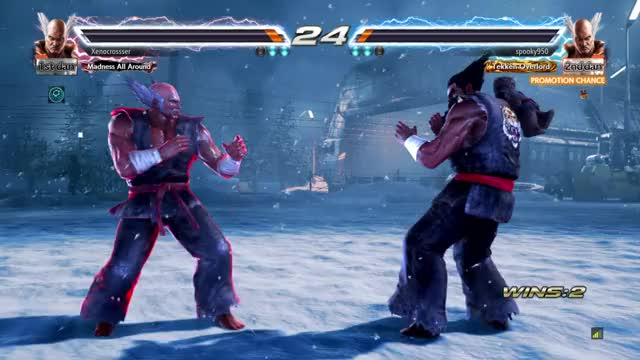 Watch and share TEKKEN™7 20171125100810 GIFs on Gfycat