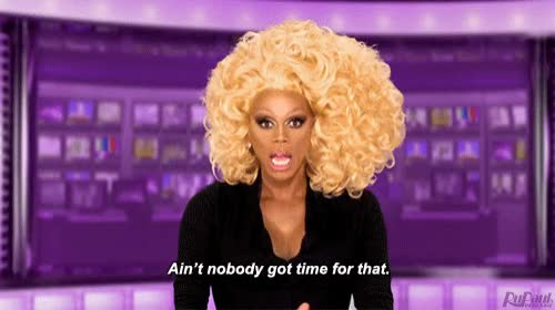Watch and share Rupaul's Drag Race GIFs by deepwiry on Gfycat
