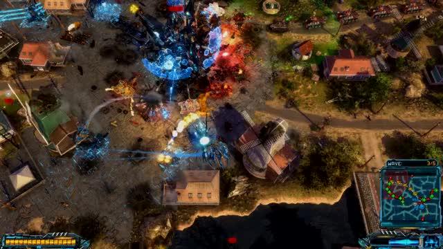 Watch and share X-Morph: Defense - DLC Trailer Short GIFs by EXOR Studios on Gfycat