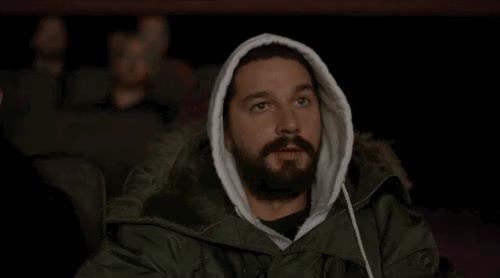 Watch this bad GIF by Reaction GIFs (@sypher0115) on Gfycat. Discover more Shia Labeouf, bad, mybad, notbad GIFs on Gfycat