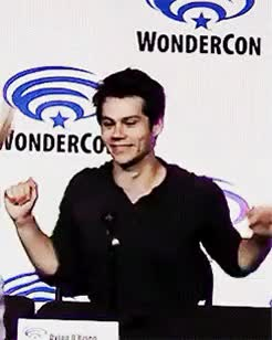 Watch and share Dylan O'brien GIFs and Will Poulter GIFs on Gfycat