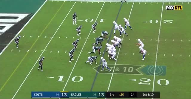 Watch and share Philadelphia Eagles GIFs and Indianapolis Colts GIFs by Matt Weston on Gfycat
