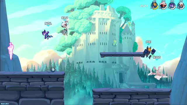 Watch and share Brawlhalla GIFs and Kor GIFs by piesplatter on Gfycat