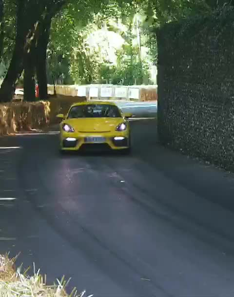 Watch and share Yellow Porsche GIFs and Yellow Car GIFs by Ice Cream Goya 55009 on Gfycat