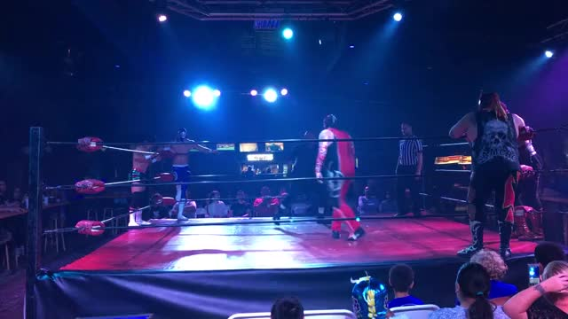 Watch Chimaera in action GIF by Blaze Inferno (@metaknightxprophets) on Gfycat. Discover more Chimaera, cmll, mexican wrestling, mexico GIFs on Gfycat