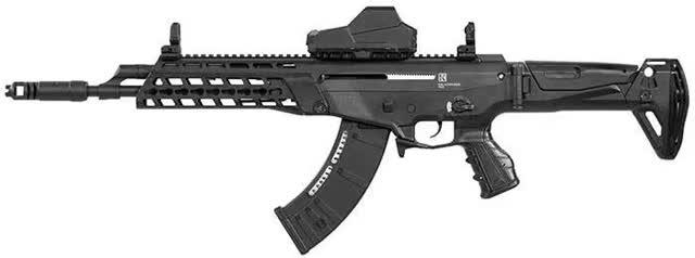 Watch and share El AK-47 Siempre Ha Sido Deseada En EEUU Por Su Aura De 'arma De Los Malos', Aunque Se Considera Un Fusil De Baja Calidad. GIFs on Gfycat