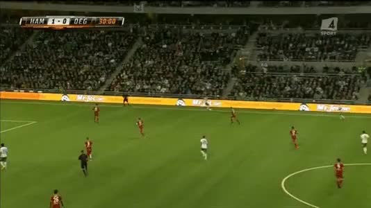 Watch Pablo Pinones Arce HAM 2 - 0 DEG GIF on Gfycat. Discover more allsvenskan GIFs on Gfycat