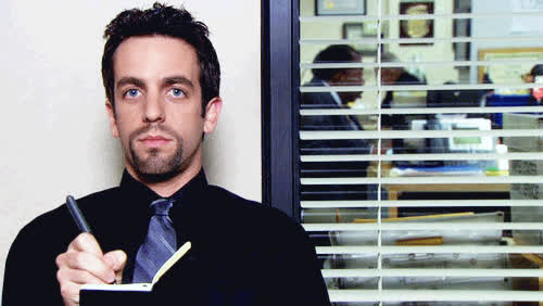 b. j. novak, Last day of class. yesterday was my last day of classes for the fall. GIFs