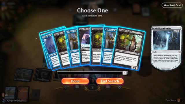 Watch Comeback GIF by KingNothing2000 (@kingnothing2000) on Gfycat. Discover more Gaming, MTG Arena, kingnothing2000, lol, trending GIFs on Gfycat