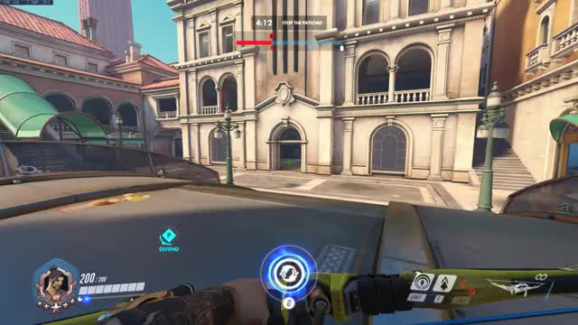 Watch Neat Rialto Flank GIF by @gundalf on Gfycat. Discover more flank, map, overwatch, rialto GIFs on Gfycat